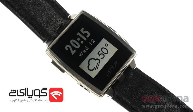 با بروز شدن سخت افزار ساعت هوشمند Pebble، میزان فروش این محصول به یک میلون رسید