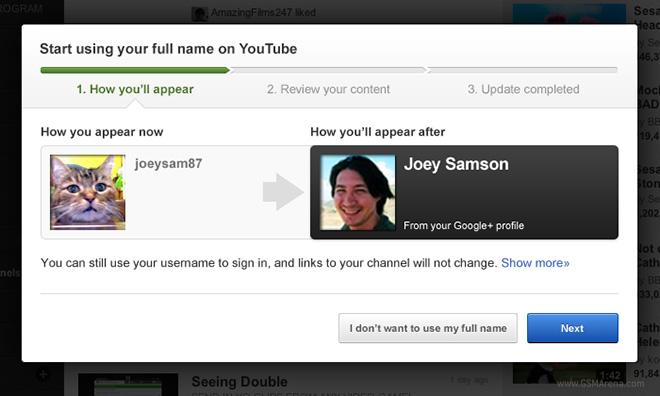 چگونه نام +Google خود را برای یوتیوب نیز اضافه کنیم؟