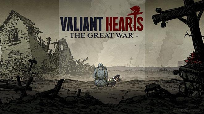 گویا اپ؛ نقد و بررسی بازی زیبای Valiant Hearts (آیاو اس)