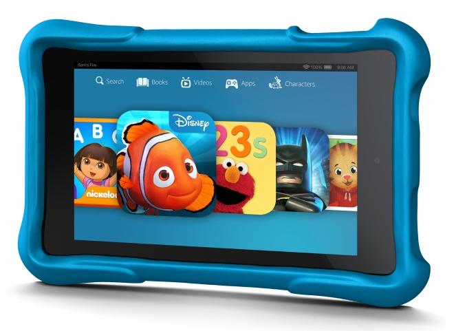 آمازون کیندل Fire HD نسخه کودکان را معرفی کرد