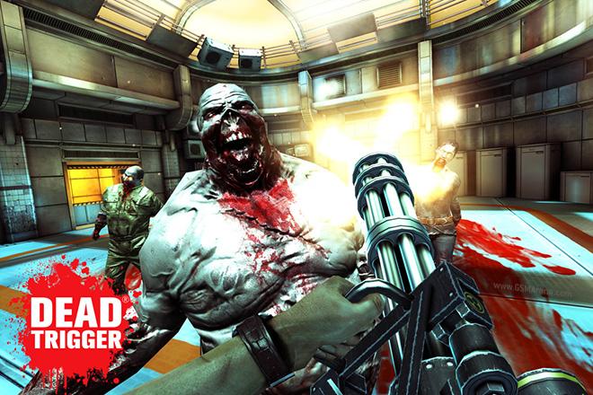 بررسی بازی Dead Trigger