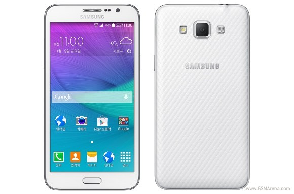 سامسونگ Galaxy Grand Max را رونمایی کرد.