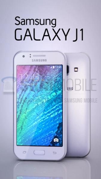 اولین تصاویر منتشر شده از Samsung Galaxy J1