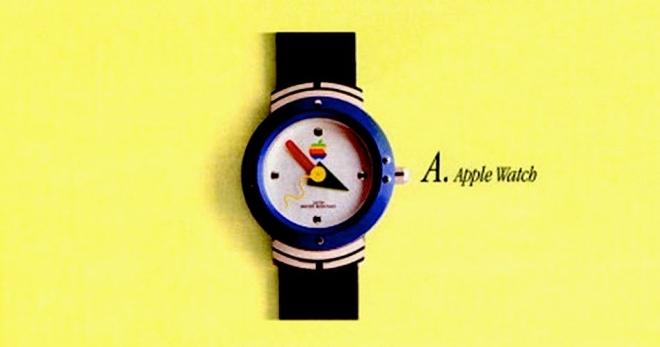 اولین ساعت تولیدی اپل را ببینید!