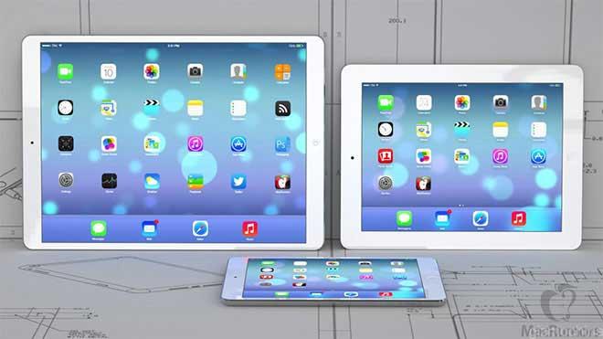 تصاویر آیپد جدیدی با نام iPad Plus و صفحه نمایش ۱۲/۹ اینچی به بیرون درز کرد