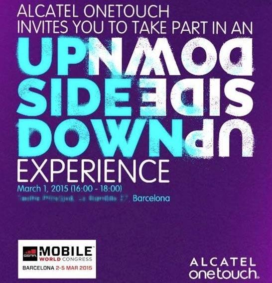 آلکاتل هم در روز دوشنبه اول مارس از تلفن هوشمند جدیدی رونمایی خواهد کرد