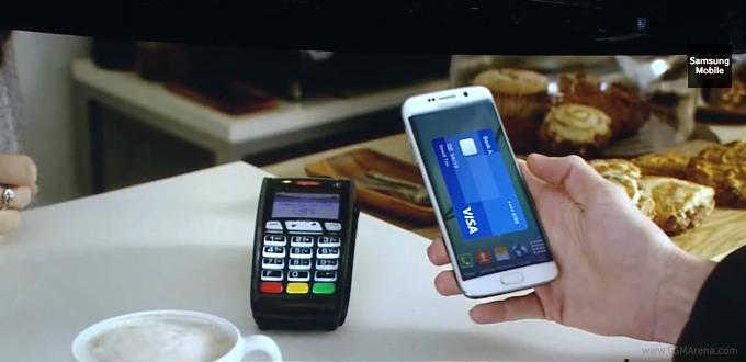 سرویس پرداخت Samsung Pay رسما معرفی شد