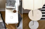 شرکت IKEA قصد دارد مبلمانی مجهز به شارژ بی سیم عرضه کند