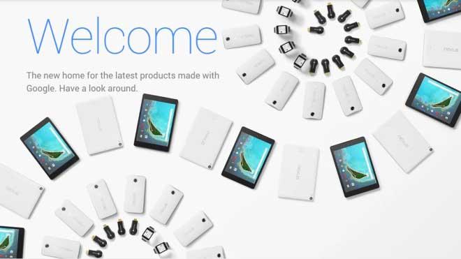 گوگل فروشگاه آنلاین جدیدی برای محصولات سختافزاری خود راهاندازی کرد