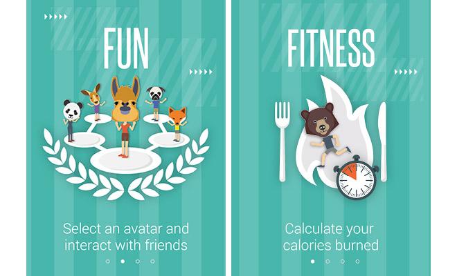 برنامه Fun Fit توسط HTC در حال حاضر در Google Play در دسترس است