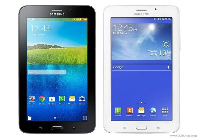 سامسونگ از تبلت اقتصادی Galaxy Tab 3 V رونمایی کرد