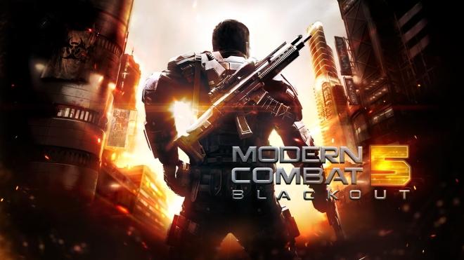 بازی Modern Combat 5 برای اندروید و iOS رایگان شد
