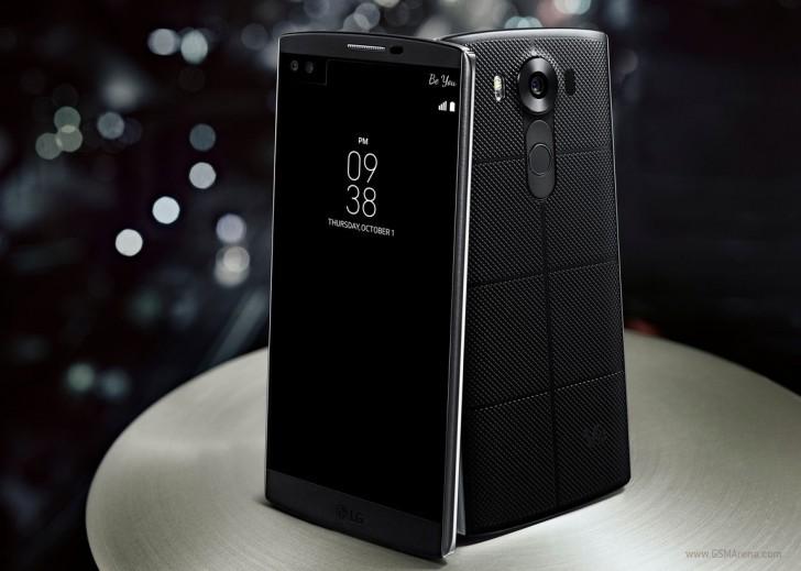 فروش LG V10 از فردا ۸ اکتبر در کره جنوبی