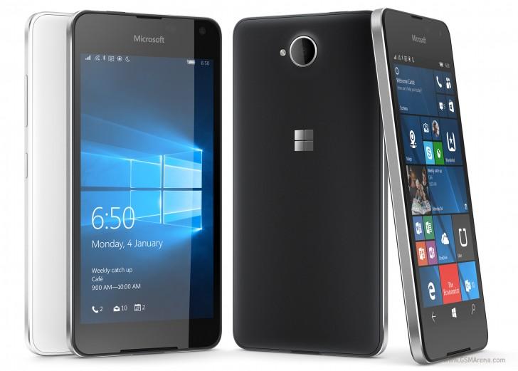تلفن هوشمند Lumia 650 به صورت رسمی رونمایی شد