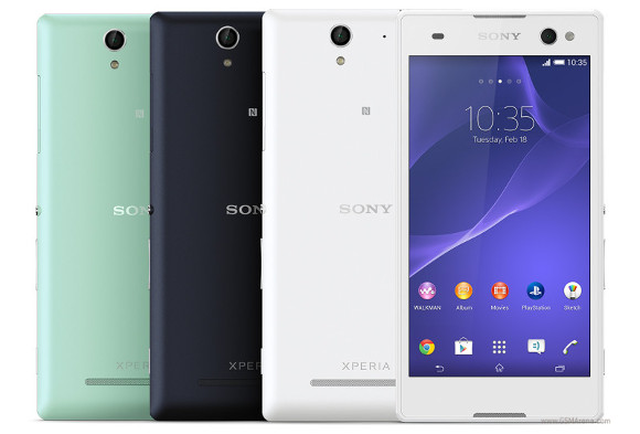 Sony Xperia C3 فقط 323 دلار!