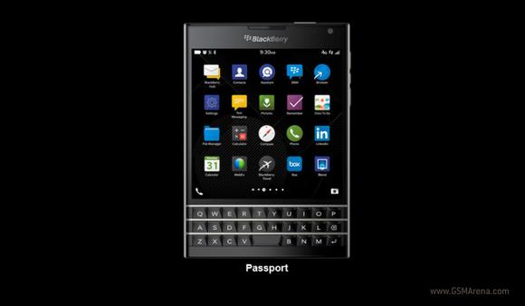 از BlackBerry Passport چه خبر؟! نگاهی به چهارگوشی عجیب!