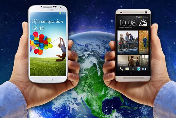 آیا اوضاع مالی HTC در اسمارت فون های برند سامسونگ نیز تاثیر گذار است ؟