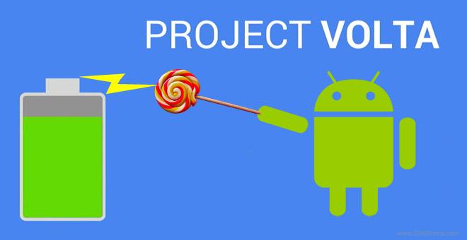 بنچمارک های عمر باتری اندروید 5.0 Lollipop