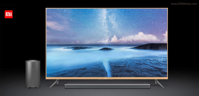 شیائومی از تلویزیون ۵۵ اینچی ۴K خود همراه با سینمای خانگی رونمایی کرد