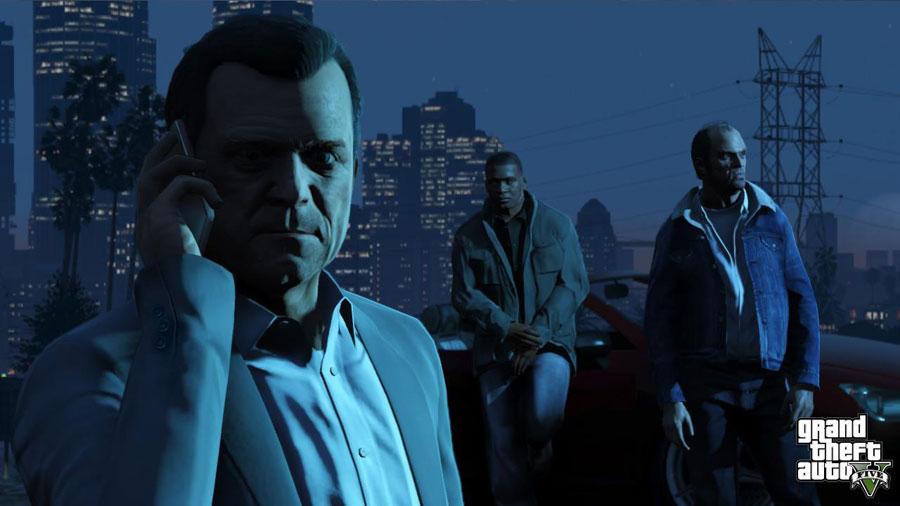 راک استار: برای بازی کردن GTA V باید تا 24 مارس صبر کنید |سیستم مورد نیاز منتشر شد
