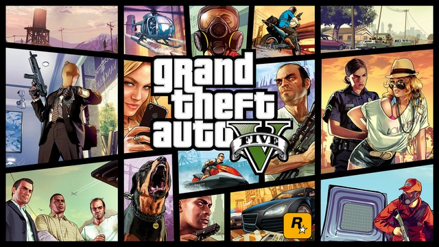 فروش 45 میلیون نسخه ای GTA V در سراسر جهان