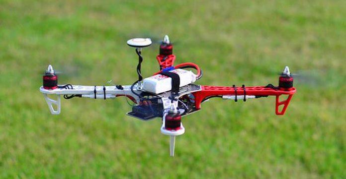 آموزش مراحل ساخت یک ربات پرنده (کوادکوپتر)