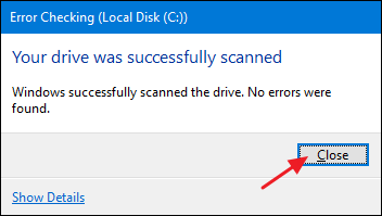 حل مشکلات هارد دیسک در ویندوز