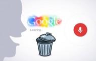 چگونه صدای ضبط شده خود را از گوگل حذف کنیم؟
