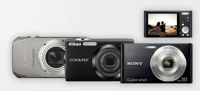 دوربین های کامپکت