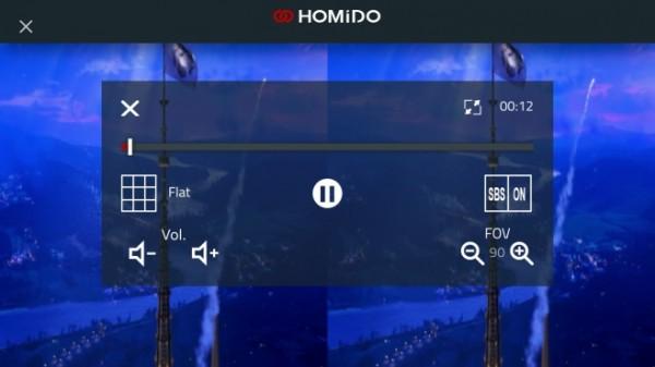 homido-player