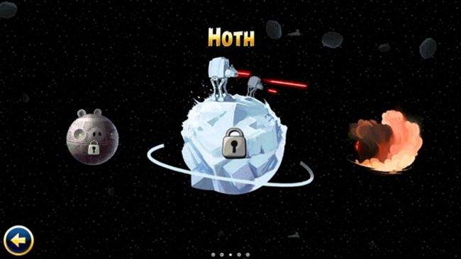 بازی Angry Birds Star Wars برای ویندوز فون 8 عرضه می شود