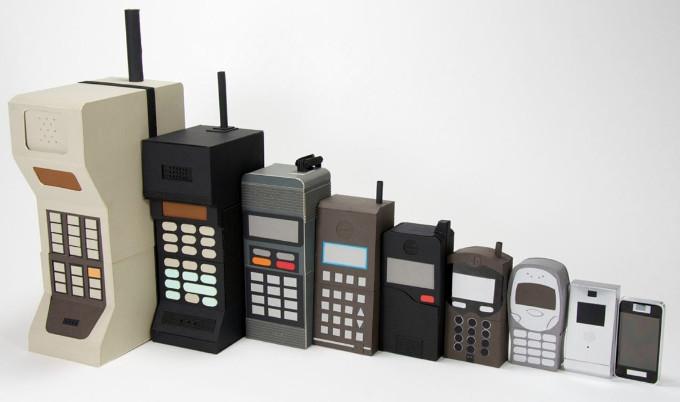 برند های تلفن همراه چگونه آغاز کردند: مروری بر اولین تلفن های همراه تولید انبوه برندها