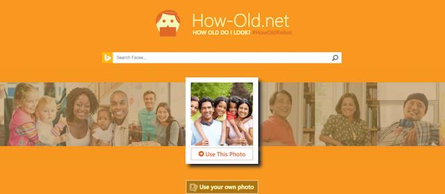 مایکروسافت وب سایتی را برای حدس زدن سن شما راه اندازی کرد