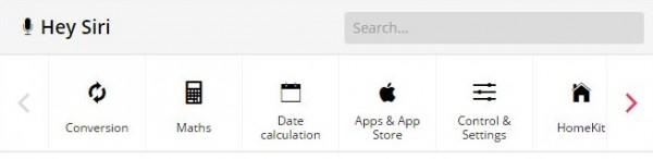 استفاده از سیری برای تنظیمات iOS