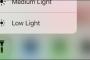 آموزش روش جدید کنترل نور Flashlight در iOS 10 به کمک touch سه بعدی