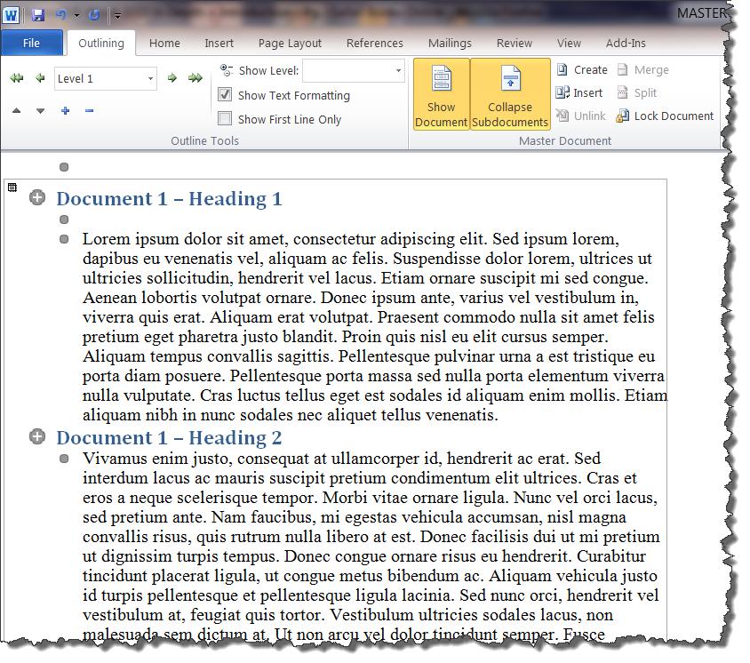 چگونه در Word چند فایل ورد را با هم ادغام کنیم؟