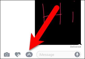 حذف پیام های دست نویس از ios 10