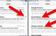آموزش غیر فعال سازی حالت Threaded View  در اپلیکیشن Mail در iOS 10
