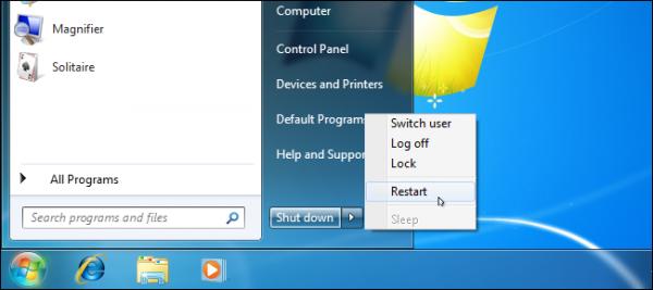 هروز رسانی سرویس Windows Update