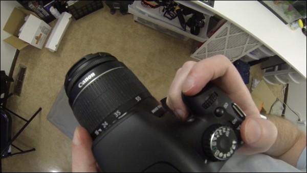تنظیم GoPro برای دوربین