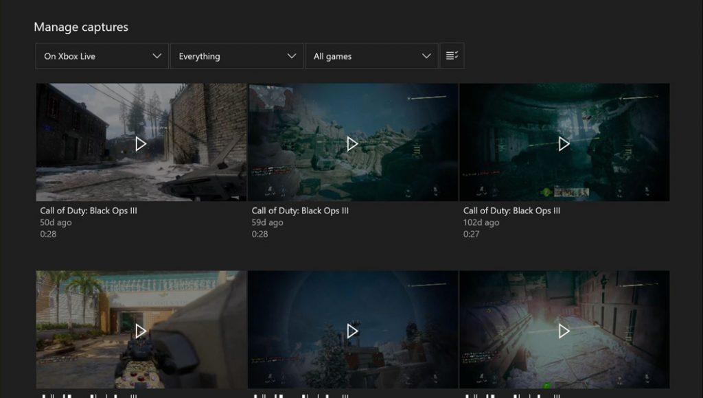 آموزش اشتراک گذاری عکسها و ویدیوهای بازی در Xbox feed ویندوز ۱۰