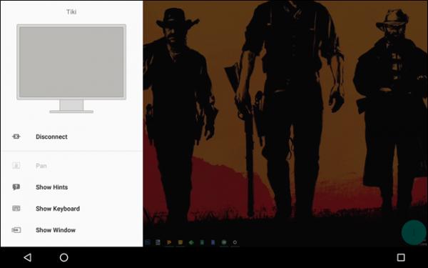 تبدیل اندروید به نمایشگر pc و مک