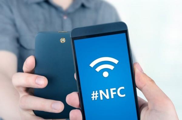اشتراک گذاری داده از طریق NFC