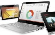 اچپی از لپ تاپ تبدیل شونده Spectre x360 رونمایی کرد
