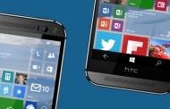 همکاری HTC با Microsoft در جهت ساخت ویندوز ۱۰ برای HTC One M8