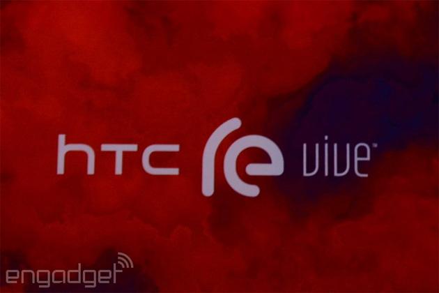 هدست واقعیت مجازی HTC Vive رسما معرفی شد