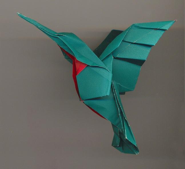 21 قطعه اوریگامی زیبا