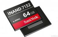 شرکت SanDisk ارائه نمود: iNAND 7132 ، یک حافظه داخلی پر قدرت برای گجت های هوشمند