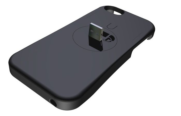 iPhone-USB-Case