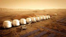 چرا رقابتی فضایی برای سفر به مریخ برگزار نمی شود